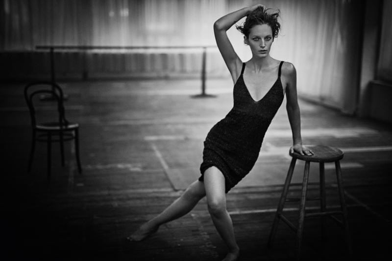Stretch dress, KENZO.