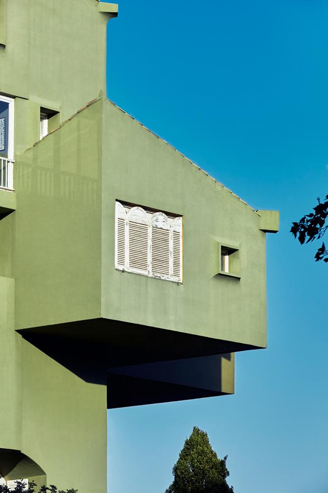 Xanadú, résidence de la Costa Blanca réaliséepar Ricardo Bofill et Taller de Arquitectura,1971. Courtesy of Ricardo Bofill, Taller de Arquitectura.Ricardo Bofill, gestalten 2019.