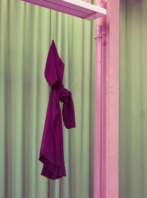 Cliché de Roos Quakernaat réalisé à l'occasion du Prix American Vintage.