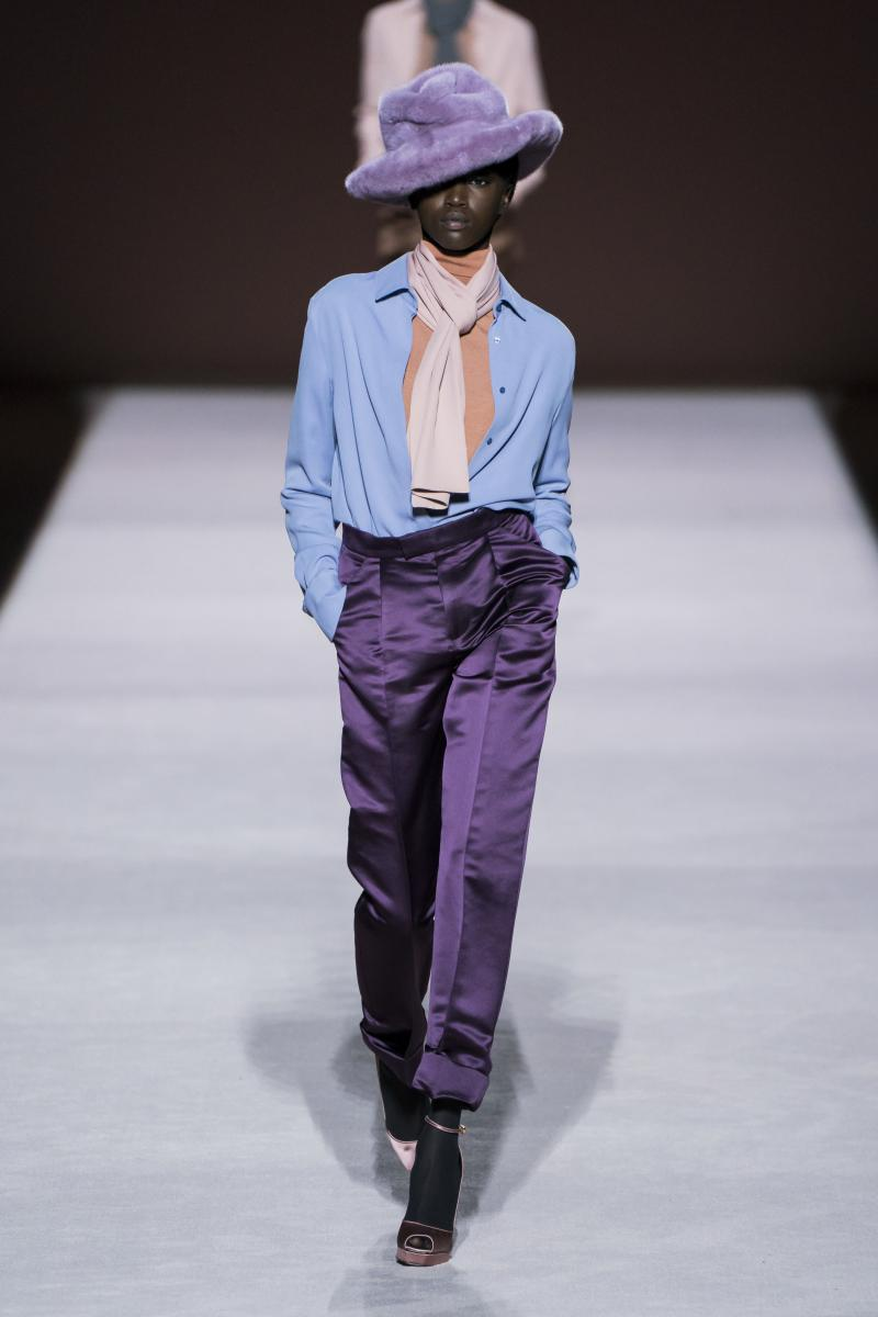 Collection Tom Ford automne-hiver 2019-2020
