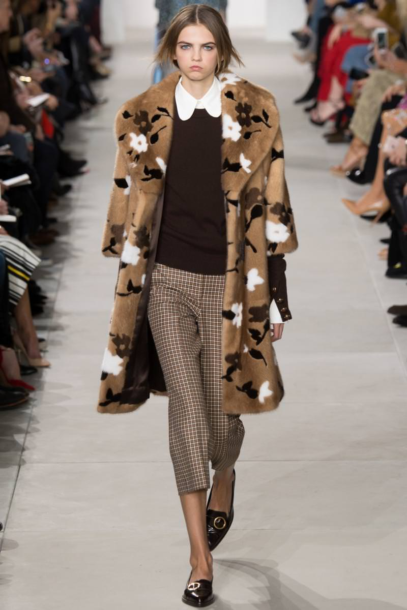 Michael Kors Collection automne-hiver 2016-2017