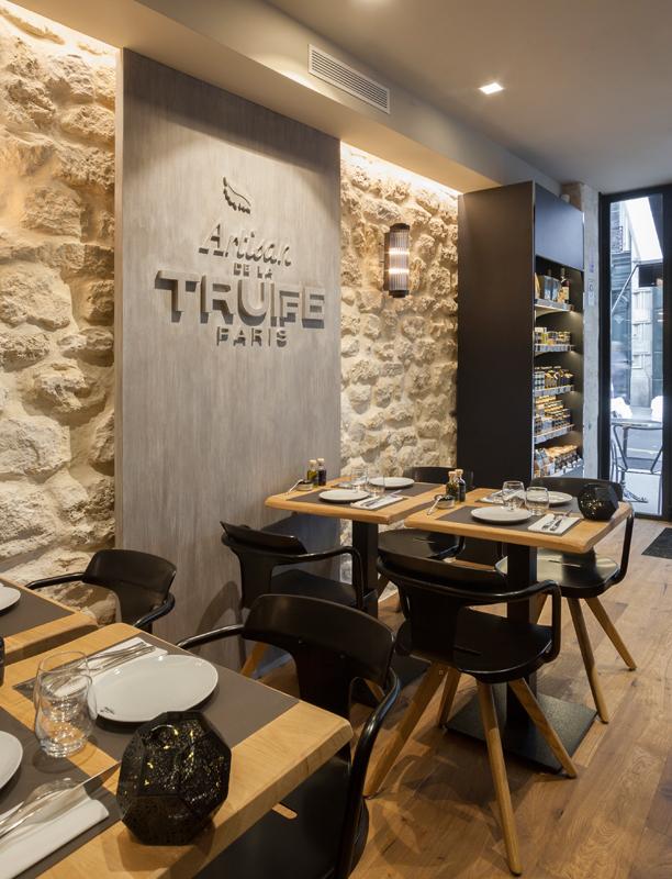 L Artisan Restaurant Rue Des Martyrs
