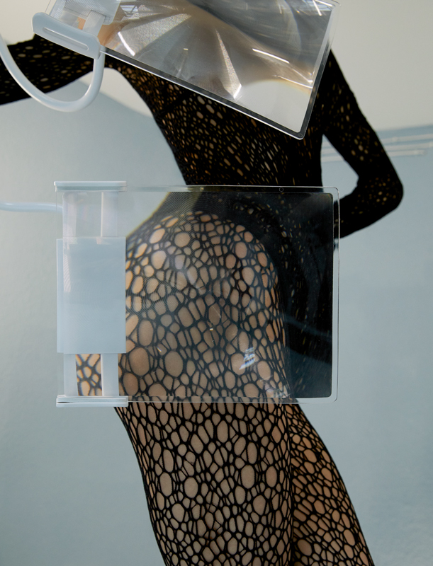 Body et collant, WOLFORD.