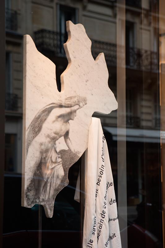 Alice Guittard chez Longchamp