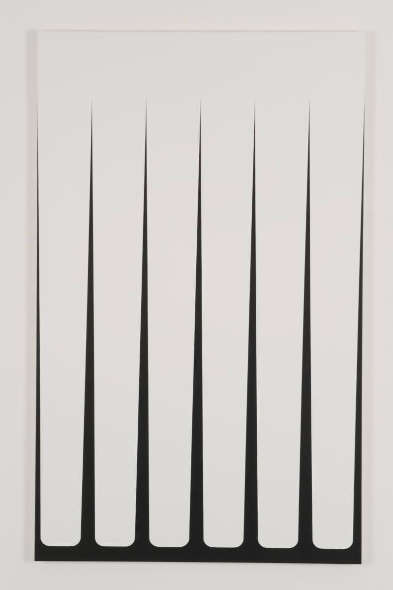 AST117(2008)deSTÉPHANE DAFFLON. Acrylique sur toile (châssis en aluminium). Photo : Marc Domage. Courtesy de l'artiste et Air de Paris.