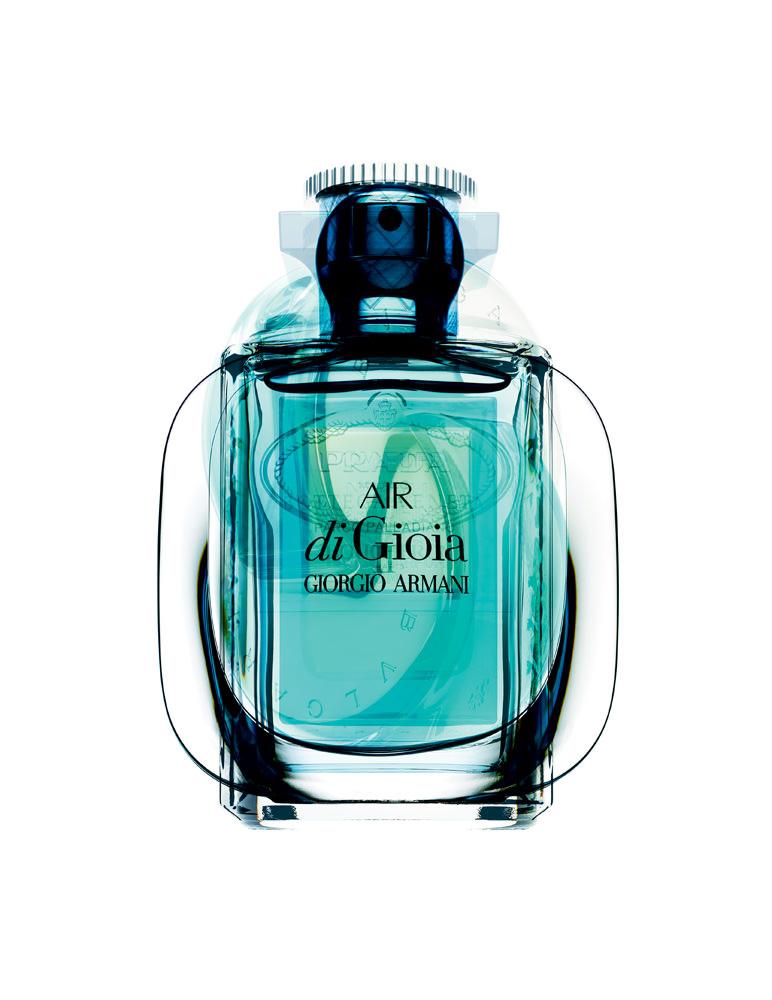 """Air di Gioia"", eau de parfum, GIORGIO ARMANI."