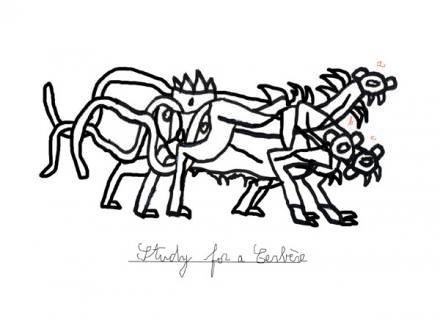 SAMEDI 30 JANVIER : les animaux s'emparent de laGalerie Patricia Dorfmann  À travers les œuvres de douzeartistes, Dogs from hell s'interroge sur la place de l'animal dans la société. Un sujet qui effraie, fascine ou bouleverse,envisagé sous tous ses aspects.  Dogs from hell, Galerie Patricia Dorfmann, 61, rue de la Verrerie, Paris IVe.Du samedi 30 janvier au samedi 27 février.