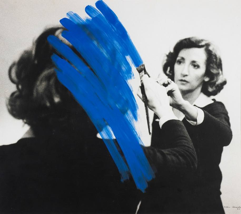 Pintura habitada (Inhabited painting), 1975.
