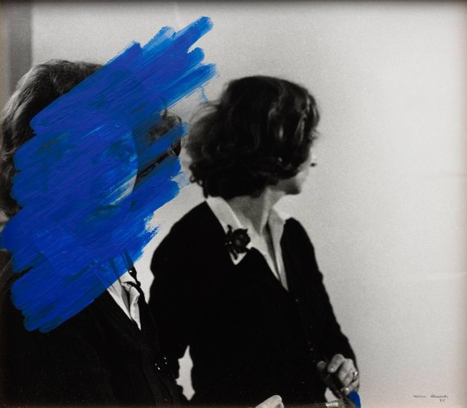 Pintura habitada(Inhabited painting), 1975.
