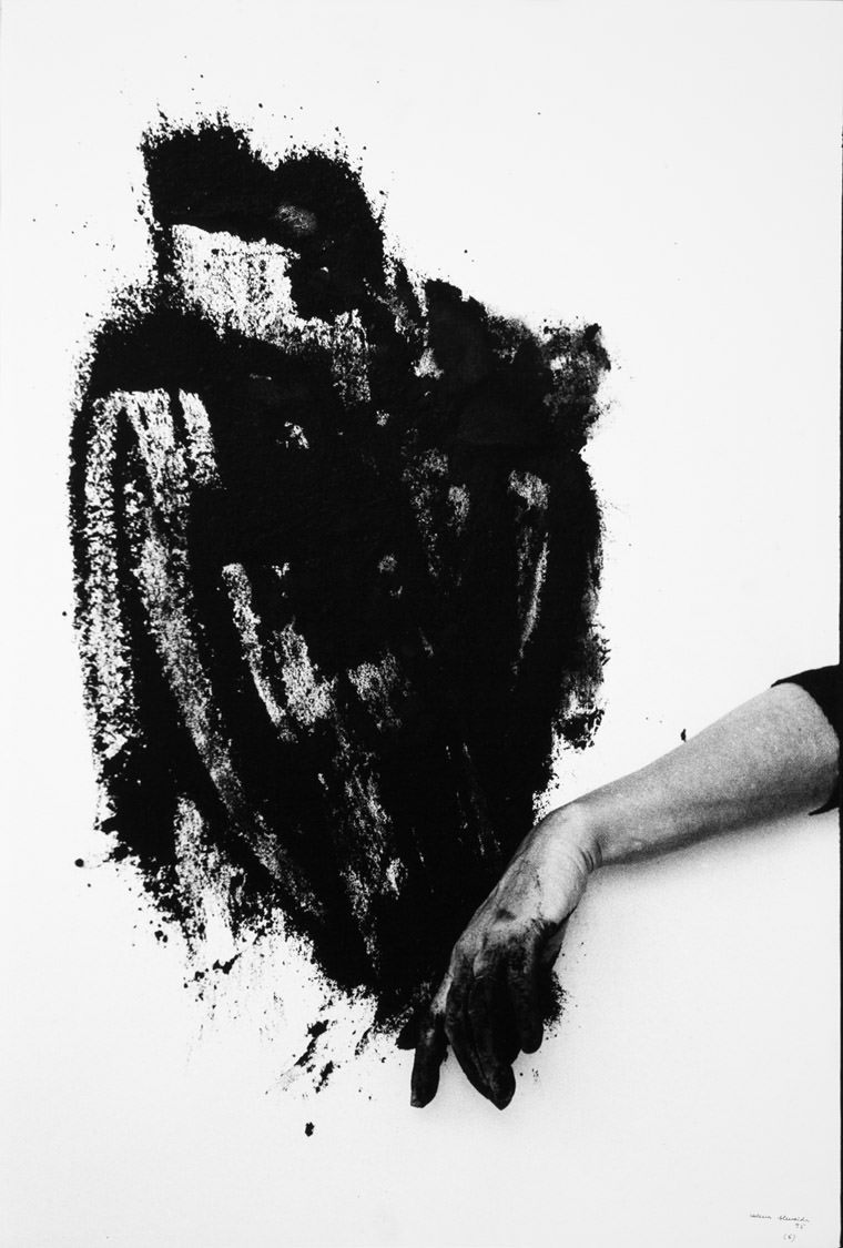 Saida negra(Black outing), 1995.