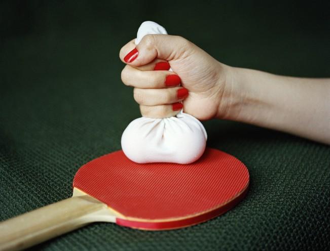 Pixy Liao, Ping Pong Balls(2013), digital C-print, 35,5 x 50 cm.