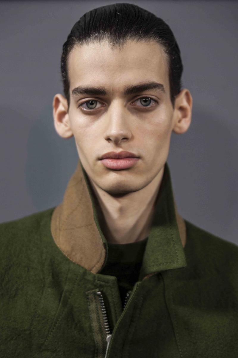Backstage Haider Ackermann Men Fall Winter 2018 2019 Collection