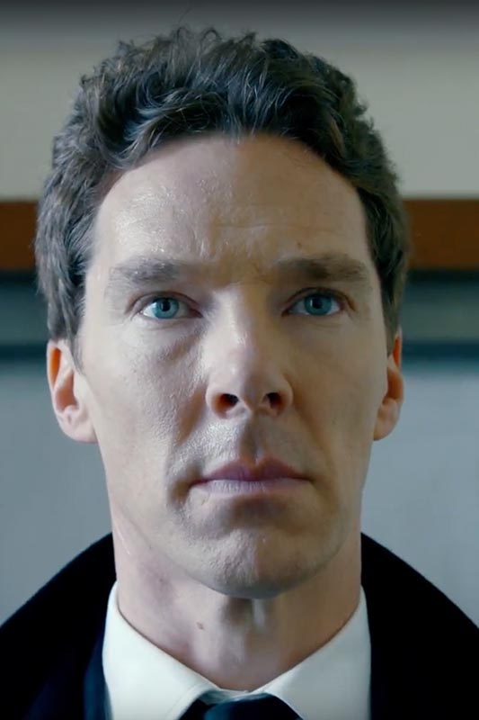 "Benedict Cumberbatch dans la série Canal+ ""Patrick Melrose"""