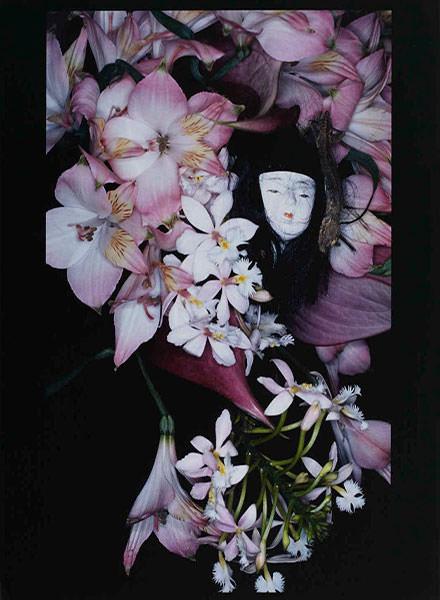 Nobuyoshi Araki, Paradise 2, 2013, RP-Pro Crystal Print 39.4 x 50.8.