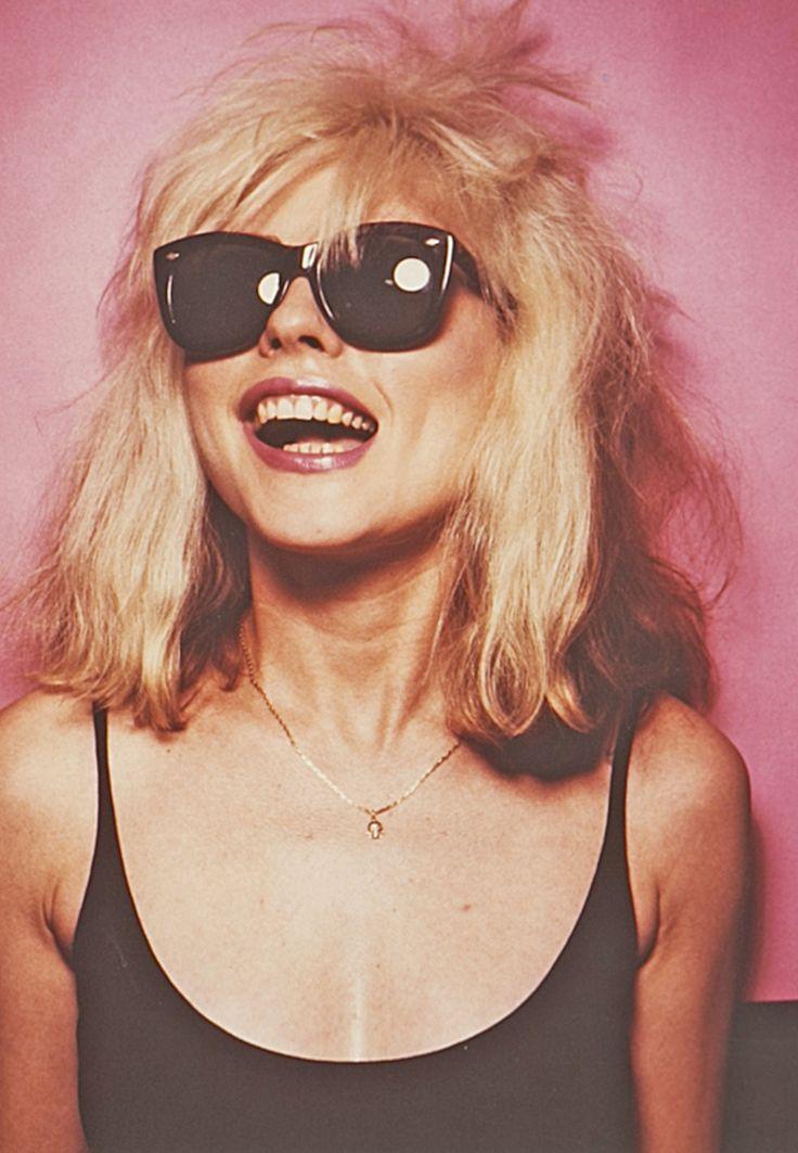 Blondie par Jimmy DeSana en 1977.
