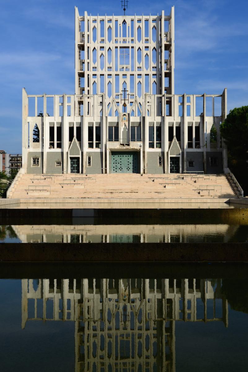 Cathédrale de Tarente,1964-1970. © Luca Massari