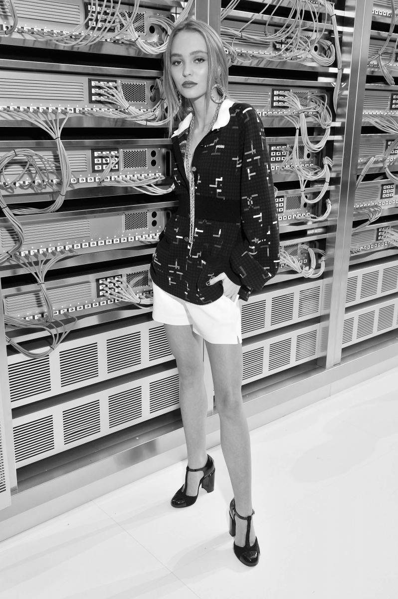 Défilé Chanel automne-hiver 2016 -crédits Stéphane Feugère