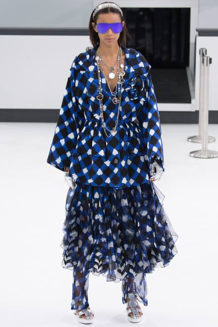 Chanel spring-summer 2016 show
