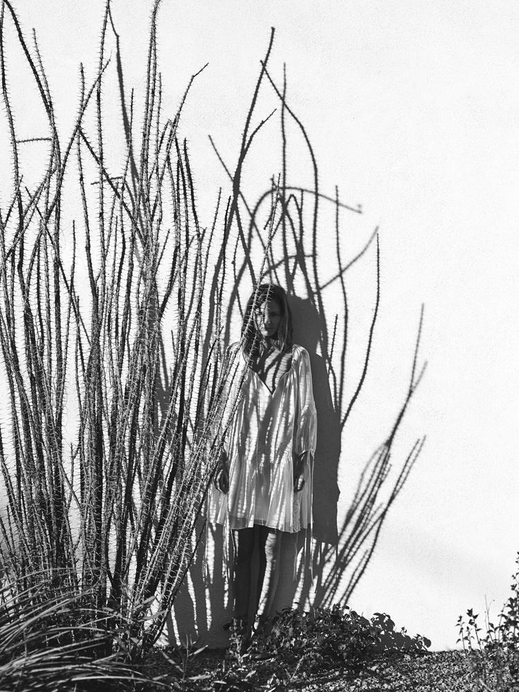 Les cool girls de Chloé photographiées par Theo Wenner pour la collection Sun 2016
