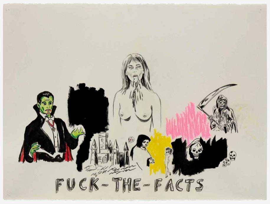 """Fuck the Facts""de Wes Lang (2019)"