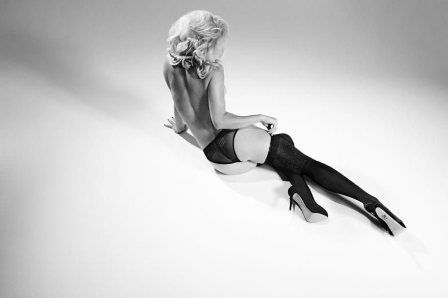 Charlotte Olympia x Agent Provocateur, the erotico-chic collaboration