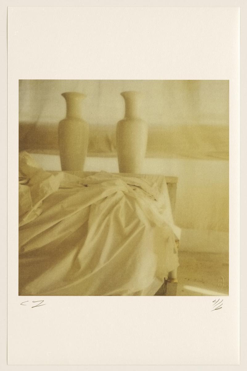 """Cy Twombly, 2002, """"Untitled"""".© Fondazione Nicola Del Roscio. Courtesy archives Fondazione Nicola Del Roscio."""