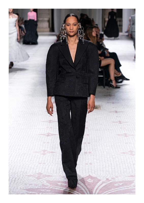 Collection haute coutureautomne-hiver 2019 de Givenchy