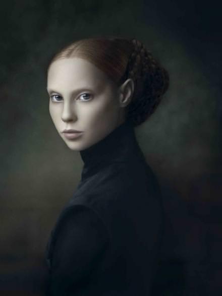 Desiree Dolron, Xteriors XIV (Yo), 2013, Kodak Endura Print 33.5 x 24.5 inches Grimm and the artist.
