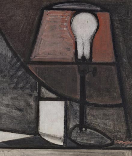"Dora Maar""Nature morte""(1941).Huile sur toile."
