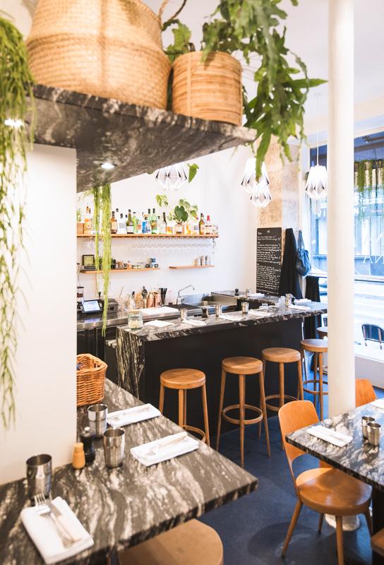 Le fish bar Nana, 10, rue Bréguet.