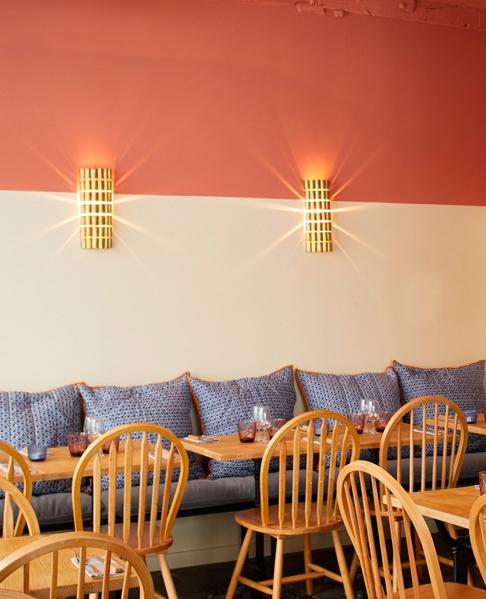 Baba, un restaurant aux influences méditerranéennes dans le Marais.