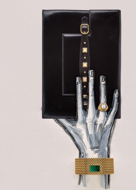 """Rencontre avec le joaillier dandy Elie Top : """"La personnalité d'une femme se révèle à travers ses choix de bijoux"""""""