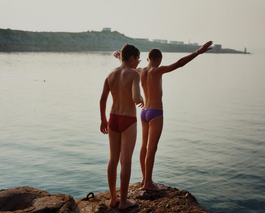 Stephen Gill, Sans titre, 1997. Photographie couleur.