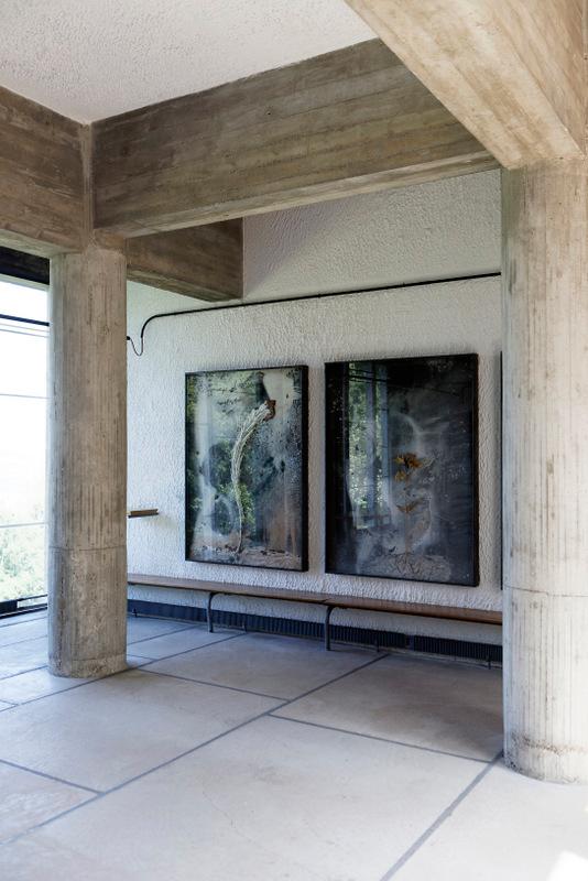 "Anselm Kiefer, ""Palmsonntag"" (2019). Photo : Anselm Kiefer/Jean-Philippe Simard."