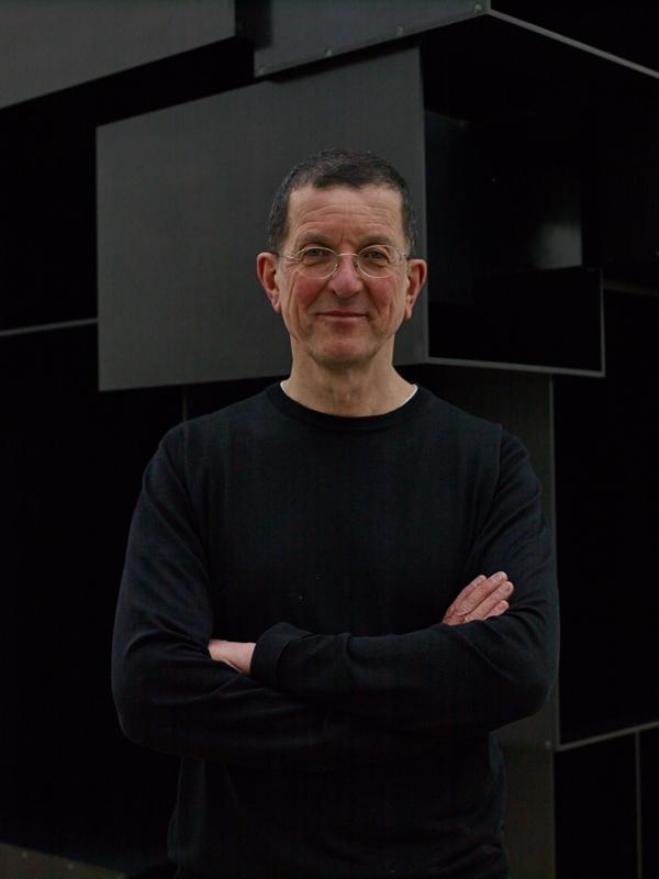 Antony Gormley, London, 2015. Photograph by Stephen White & Co, London