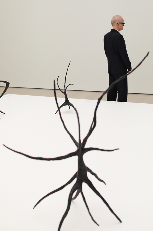 """Alexander Calder, """"Starfish"""" et """"The Antlers"""" (1944) © Belén de Benito"""
