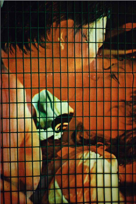 """Ernst Haas, """"USA""""(c. 1970). Tirage chromogène posthume. Dimensions tirage : 50 x 76 cm © Ernst Haas Estate. Courtesy Les Douches la Galerie, Paris"""
