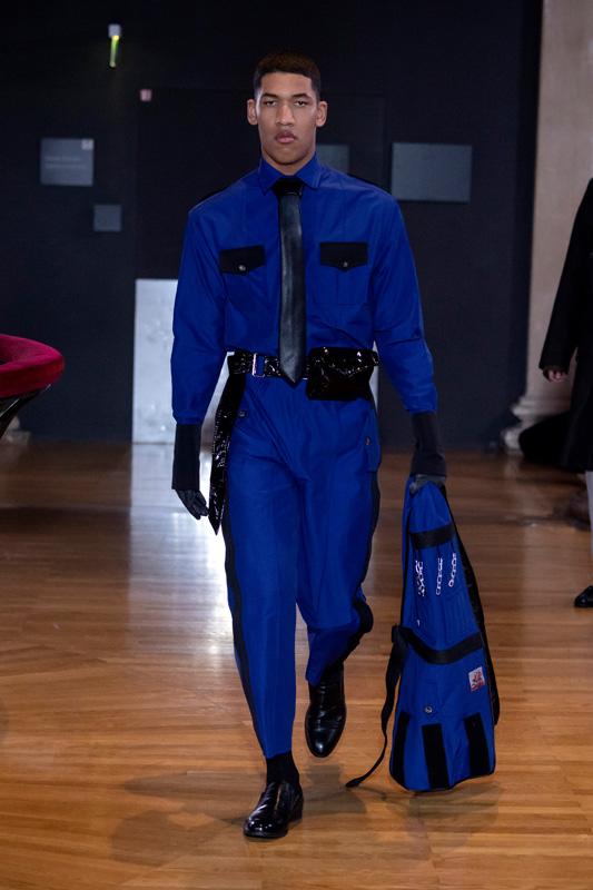 Boramy Viguier, collection automne-hiver 2020-2021