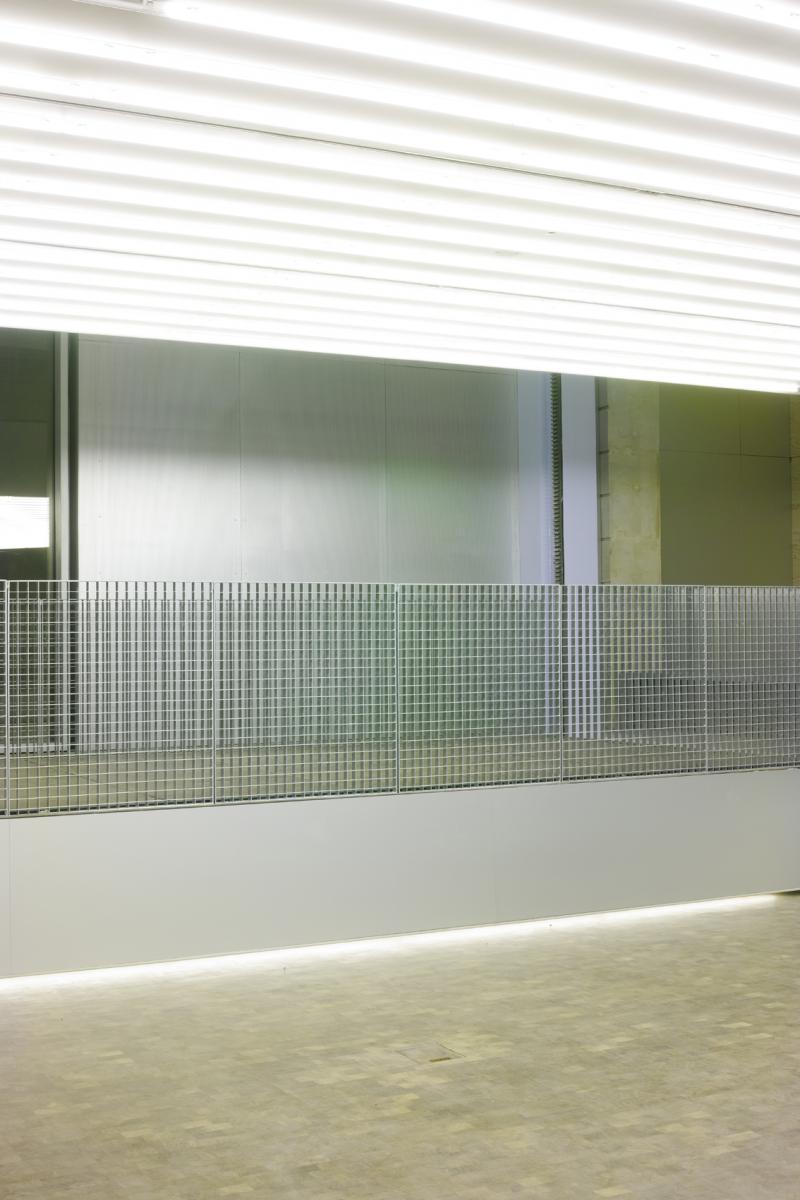 Vue du bâtiment de la Fondation Galeries Lafayette. Photo par Mario Palmieri pour Numéro art.