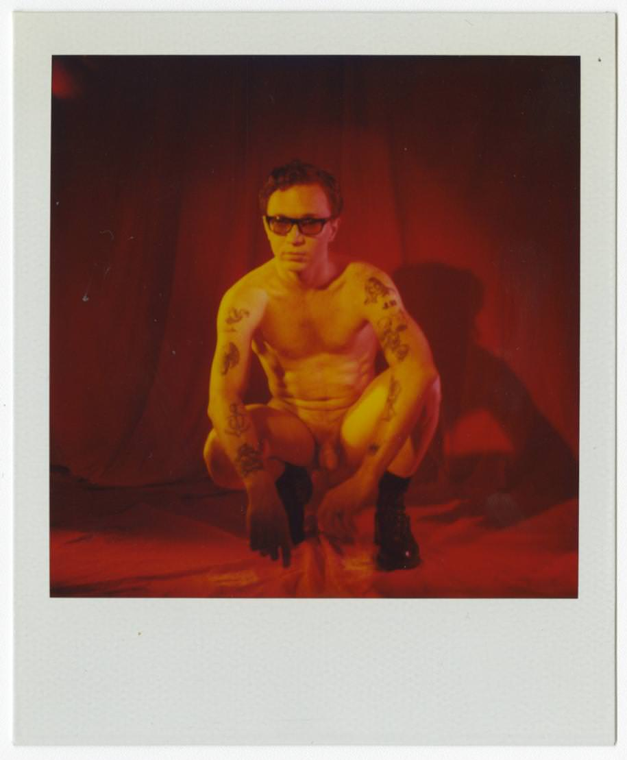 Portfolio: Underground New York through Richard Kern's polaroids