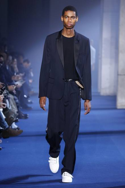 """To Alexandre Mattiussi, creator of AMI, """"fashion is above all a commercial vocation"""""""