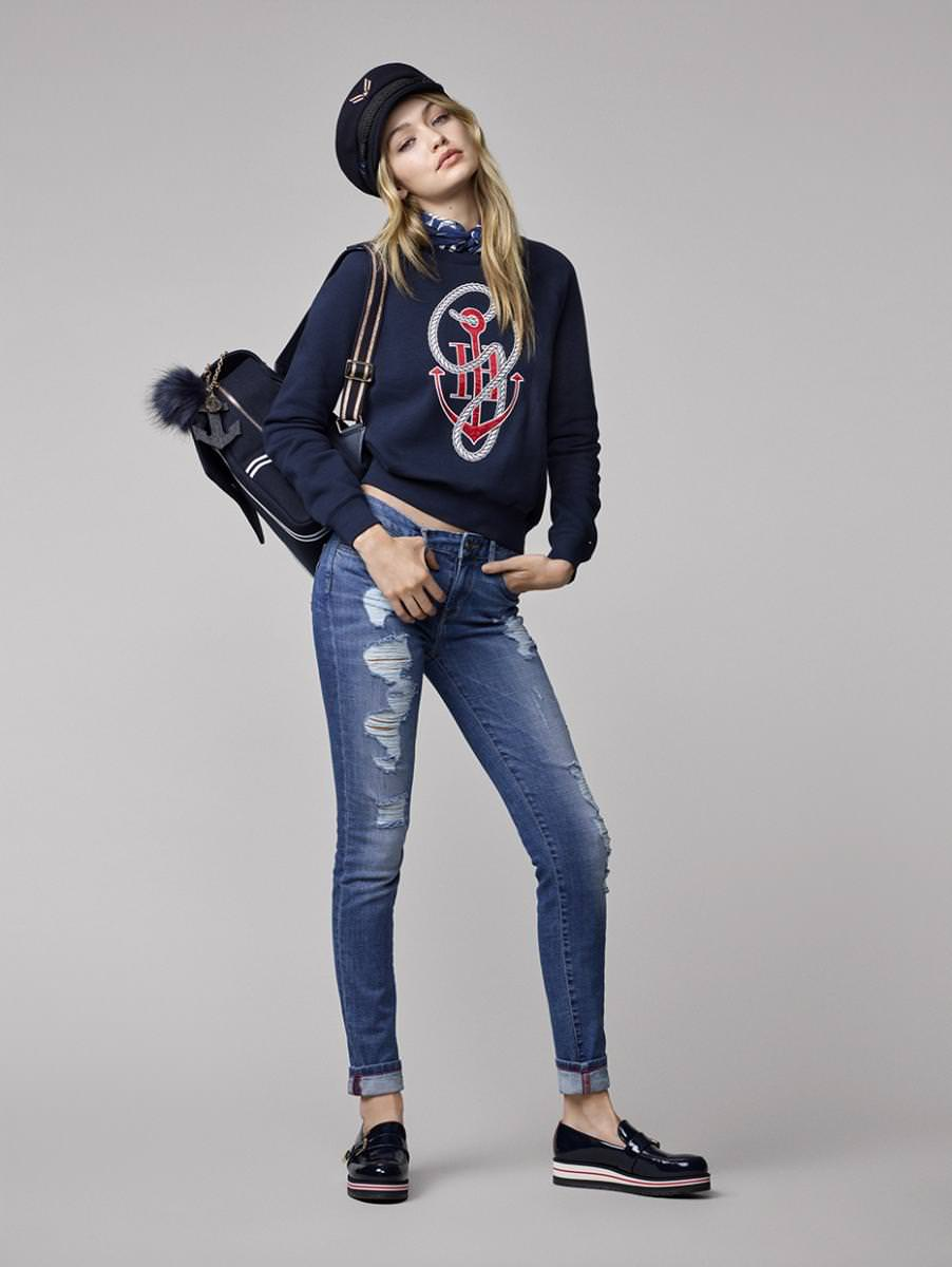 Tommy x Gigi : Gigi Hadid's collection for Tommy Hilfiger