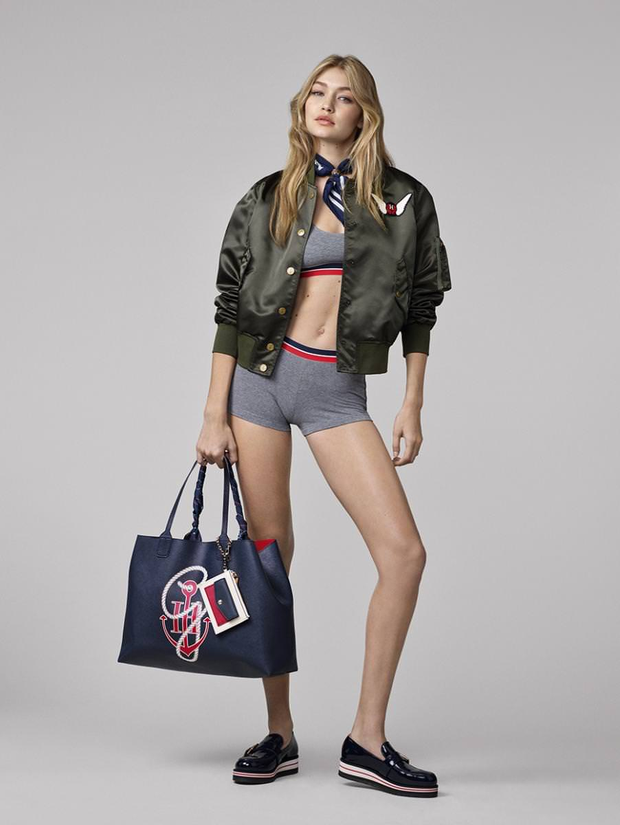 Tommy x Gigi : Gigi Hadid's collection for Tommy Hilfiger
