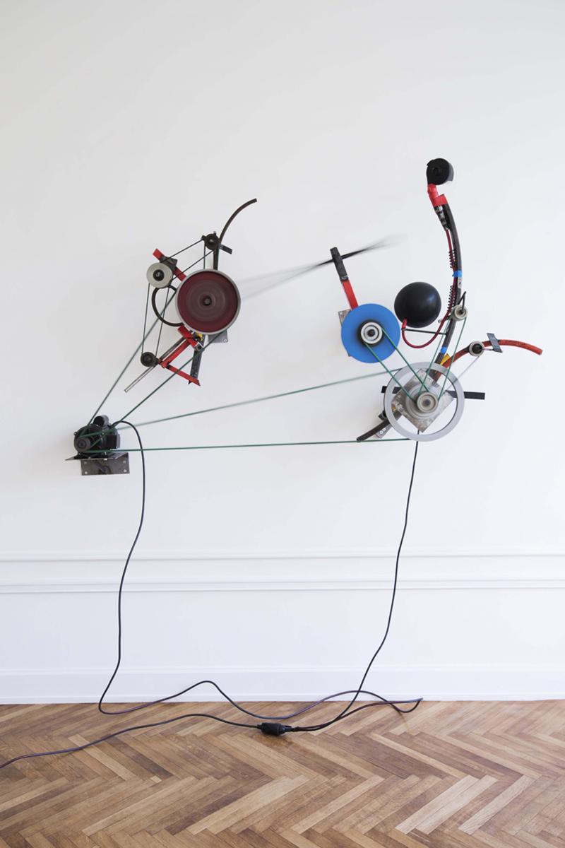 GALERIE FILLES DU CALVAIRE Loic Pantaly, Potentielle(s), 2016, Technique mixte, Courtesy de l'artiste, galerie Filles du Calvaire