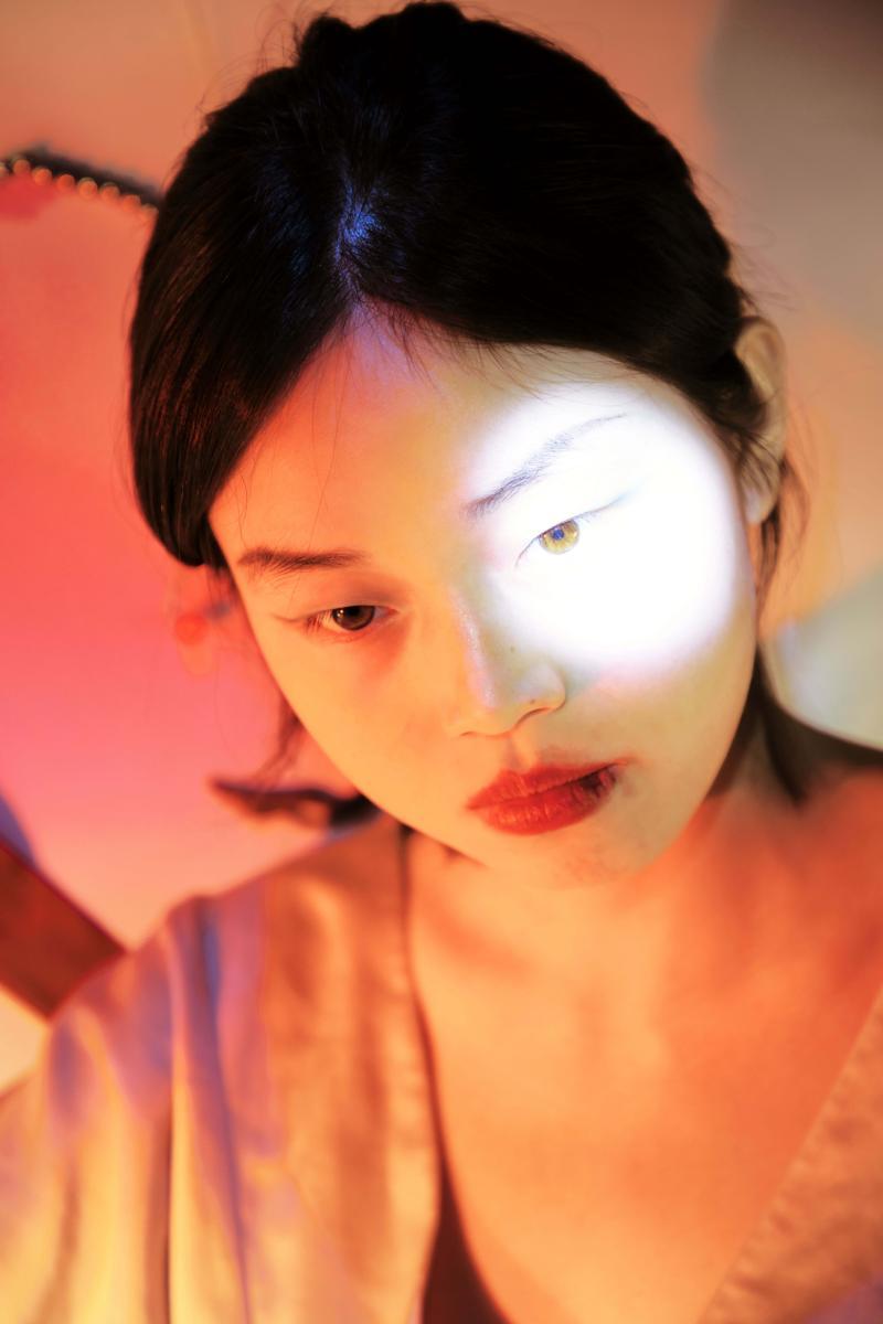 Gangao Lang,Sans titre, 2019,Papier mat contrecollé sur Dibond.© Gangao Lang for the DiorPhotography Award for Young Talents.