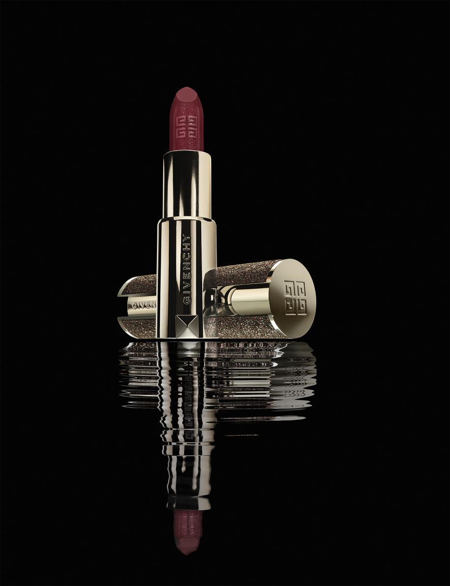 """Le Rouge Night Noir"", n° 2 night in red, collection Le Rouge, GIVENCHY."