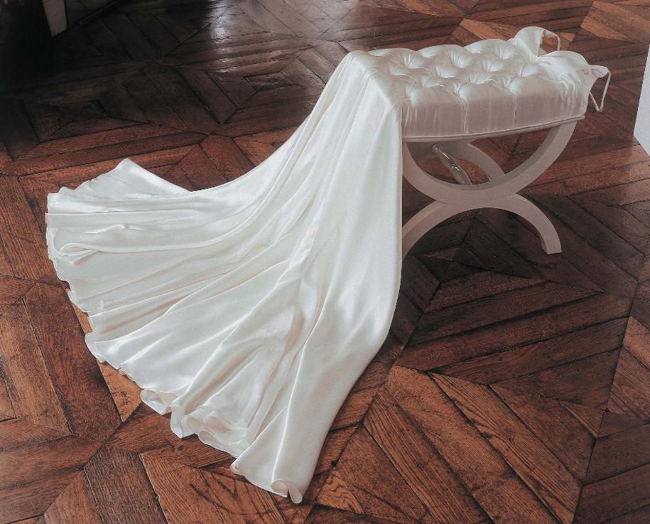 Gotcho,(la robe de mariée), 1991.