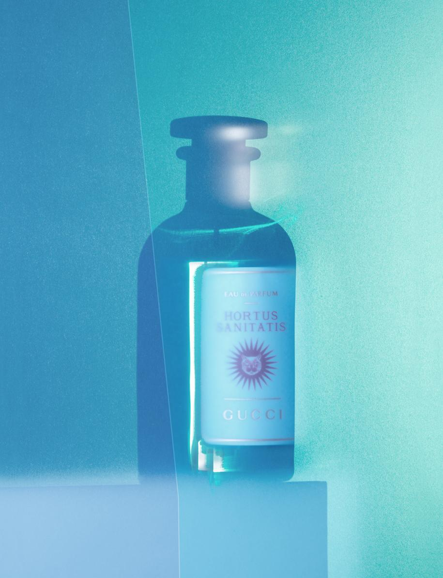 """Hortus Sanitatis"", eau de parfum, collection The Alchemist's Garden, GUCCI."