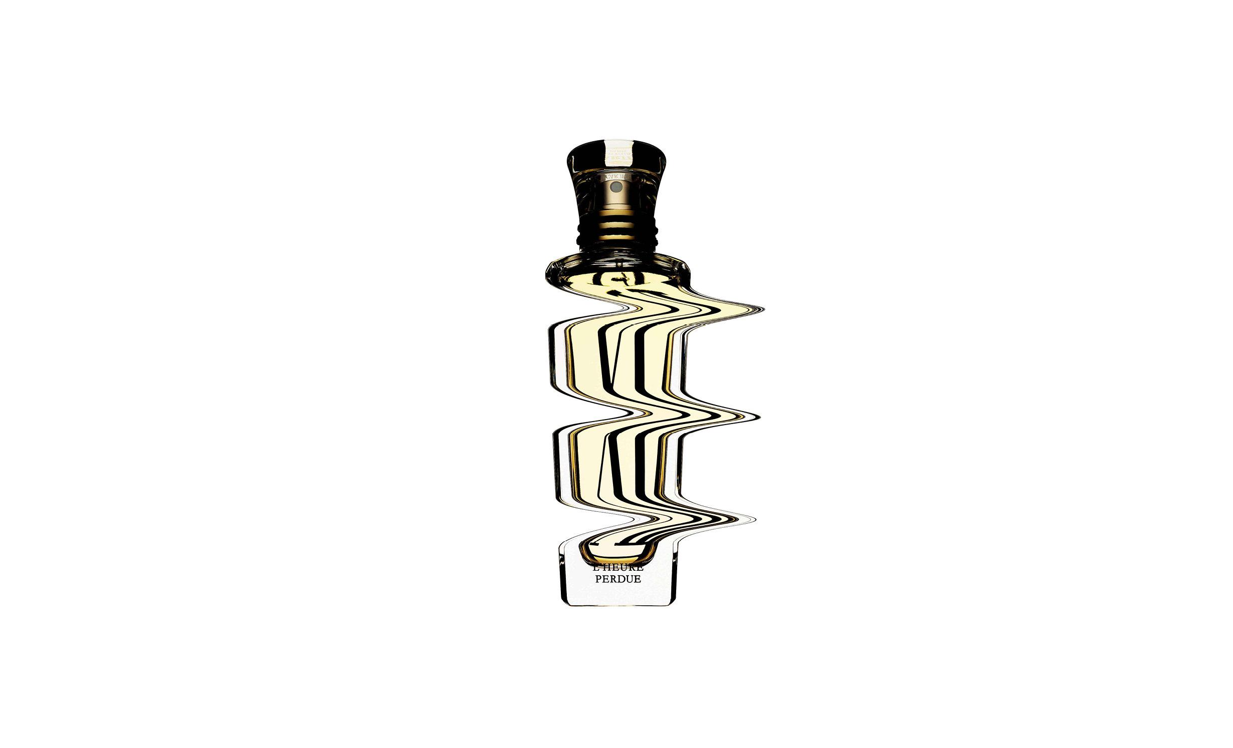 """""""Collection Les Heures de Parfum, XI – L'Heure Perdue"""", eau de parfum, CARTIER."""