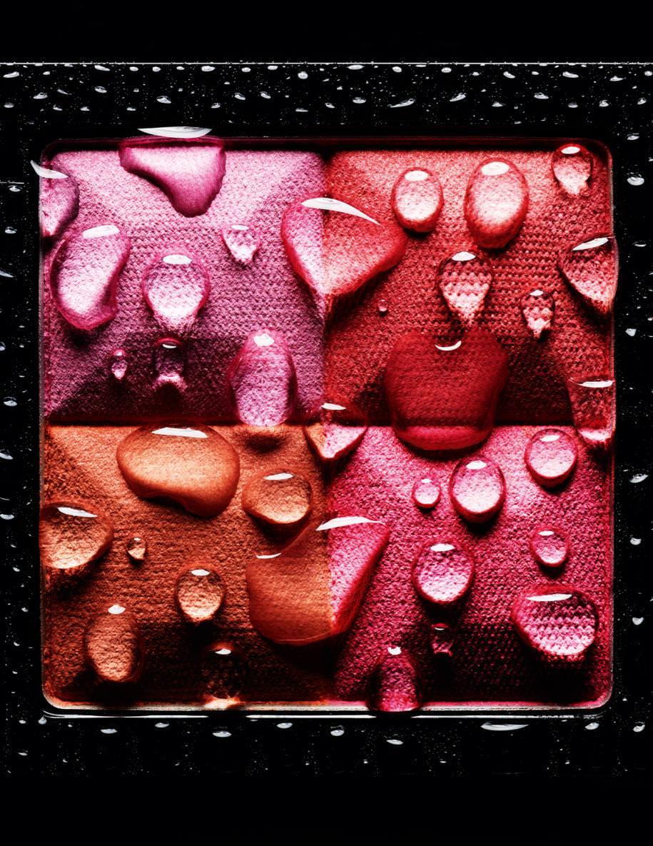 """""""Le Prisme Blush, Fard à Joues Poudre, n°41 Lune Rosée, Collection Révélation Originelle"""", collection printemps-été 2016, GIVENCHY."""